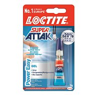 LOCTITE Super Attak Power Easy 3 g - Pillanatragasztó