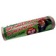 VIPOR Top Bio komposztálható fogantyúkkal, 35-60 l, 10 db - Szemeteszsák