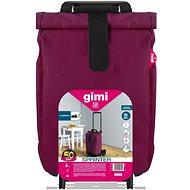 GIMI Sprinter bevásárlókocsi, lila - Gurulós bevásárlótáska