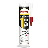 PATTEX One for All Crystal 290g - Kétkomponensű ragasztó
