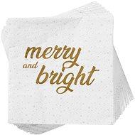 BUTLERS Aprés Merry and Bright 20 db - Papírszalvéta