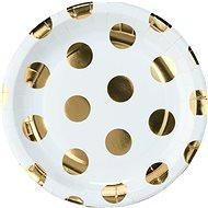 BUTLERS Golden Dots arany pöttyös 10 db - Kemping edény