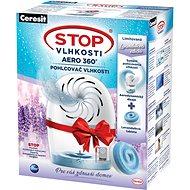 CERESIT Stop Nedvesség AERO 360 ° Fehér + Relaxáló levendula tabletta - Páramentesítő
