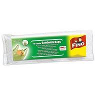 FINO Füles uzsonnás zacskó, 100 db - Műanyag tasak