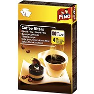 FINO Kávé szűrők 4/80 db - Kávéfilter
