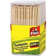 FINO fa fogvájó, 300 db - Kemping edény