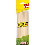 FINO fa saslik pálca grillezéshez, 50 db - Kemping edény