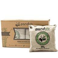 PANDOO természetes bambusz légtisztító aktív szénnel 2 x 200 g - Légtisztító