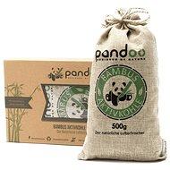 PANDOO természetes bambusz légtisztító aktív szénnel 1 x 500 g - Légtisztító