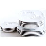 DOMESTIC étkezőgarnitúra FADILLA 18 db - Étkészlet