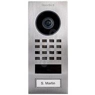 DoorBird D1101V - felületre, rozsdamentes acél - Videótelefon