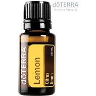 Illóolaj DoTerra Lemon 15 ml - Esenciální olej
