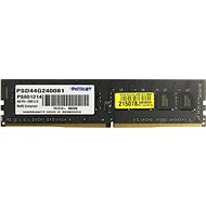 Patriot 4GB DDR4 2400Mhz CL16 Signature Line - Rendszermemória