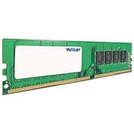 Patriot 4GB DDR4 2400Mhz CL17 Signature Line (16x256) - Rendszermemória