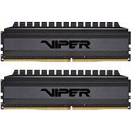 PATRIOT Viper 4 Blackout 16 GB-os KIT DDR4 3200MHz CL16 - Rendszermemória