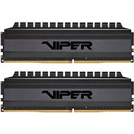 PATRIOT Viper 4 Blackout 16 GB-os KIT DDR4 3600MHz CL17 - Rendszermemória