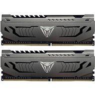Patriot Viper Steel Series 16GB KIT DDR4 3600Mhz CL17 - Rendszermemória