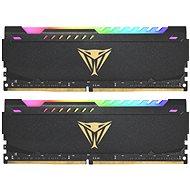 Patriot Viper Steel RGB Series 32GB KIT DDR4 3600MHz CL20 - Rendszermemória