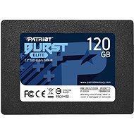 Patriot Burst Elite 120GB - SSD meghajtó