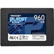 Patriot Burst Elite 960GB - SSD meghajtó