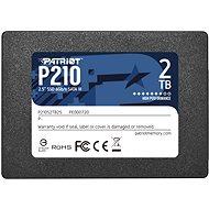 Patriot P210 2TB - SSD meghajtó