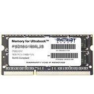 Patriot SO-DIMM 8GB DDR3 1600MHz CL11 Ultrabook Line