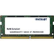 Patriot SO-DIMM 16GB DDR4 2666MHz CL19 Signature Line - Rendszermemória