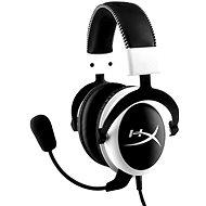 HyperX Cloud Gaming Headset - fehér - Mikrofonos fej-/fülhallgató