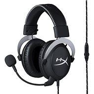 HyperX Cloud Gaming Headset, ezüst - bulk - Gamer fejhallgató