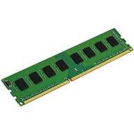 Kingston 4 GB DDR3 1600 MHz-es, Low Voltage