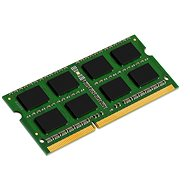 Kingston SO-DIMM 8GB DDR3 1333MHz Single Rank - Rendszermemória