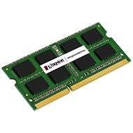 Kingston SO-DIMM 8GB DDR3 1600MHz - Rendszermemória