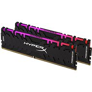 HyperX 32GB Kit DDR4 3200MHz CL16 XMP RGB Predator - Rendszermemória