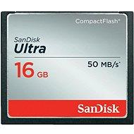 SanDisk Compact Flash Ultra 16 GB - Memóriakártya