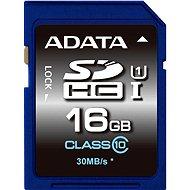 ADATA SDHC Premier 16 GB UHS-I Class 10 - Memóriakártya