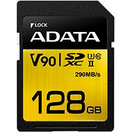 ADATA Premier ONE SDXC 128GB UHS-II U3 Class 10 - Memóriakártya