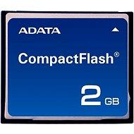 ADATA Compact Flash Industrial SLC 2GB, bulk - Memóriakártya
