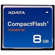 ADATA Compact Flash Industrial SLC 8GB, bulk - Memóriakártya