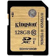 Kingston SDXC UHS-I 128 GB Class 10 - Memóriakártya