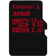 Kingston Canvas React MicroSDHC 32GB A1 UHS-I V30 - Memóriakártya
