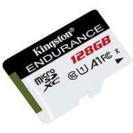 Kingston Endurance microSDXC 128GB A1 UHS-I C10 - Memóriakártya
