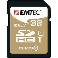EMTEC SDHC 32GB Gold Plus Class 10 - Memóriakártya