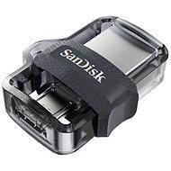 SanDisk Ultra Dual USB Drive m3.0 128GB - Pendrive