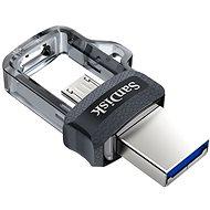SanDisk Ultra Dual USB Drive m3.0 256 GB - Pendrive