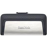 SanDisk Ultra Dual C-típusú USB 16 GB - Pendrive