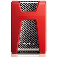 """ADATA HD650 HDD 2,5 """"2TB piros 3.1 - Külső merevlemez"""
