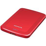 ADATA HV300 külső HDD 1TB 2.5'' USB 3.1 piros - Külső merevlemez