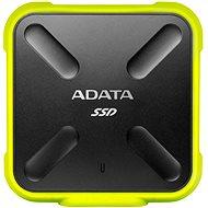 ADATA SD700 SSD 256GB sárga - Külső merevlemez