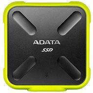 ADATA SD700 SSD 1TB, sárga - Külső merevlemez