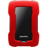 """ADATA HD330 HDD 1TB 2.5"""" piros - Külső merevlemez"""
